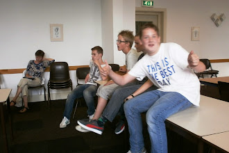 Photo: Afsluiting jeugd 2013/2014