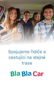 BlaBlaCar - spolujízda autem - náhled