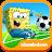 Nickelodeon Football Champions - SpongeBob Soccer logo