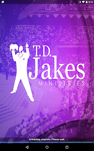 TD Jakes Ministries screenshot