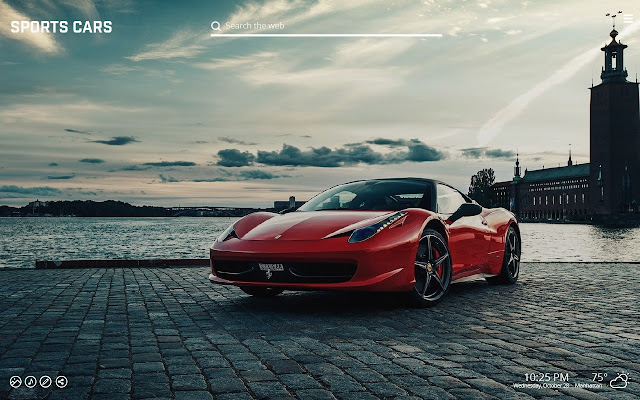 New Sports Cars Hd Wallpapers New Tab Theme Chrome Web Store