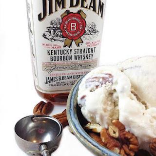 Jim Beam Toasted Pecan Ice Cream
