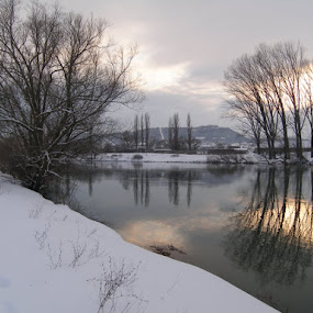 RiverCetina by Milan Gilić - Landscapes Waterscapes ( cetina river hippus )