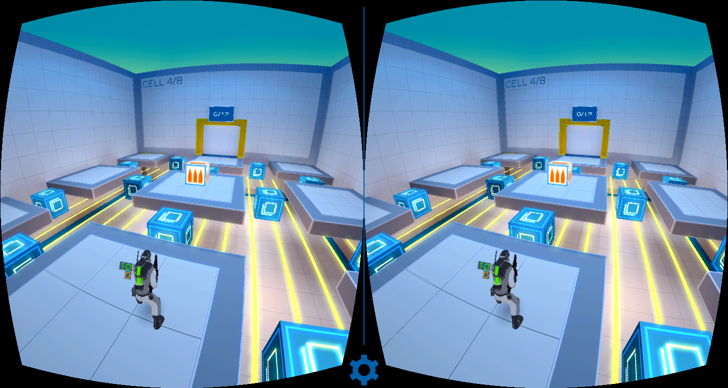 2 player vr games android