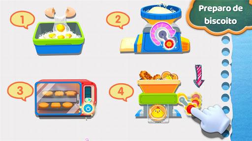 Fábrica de petiscos do pequeno panda screenshot 4