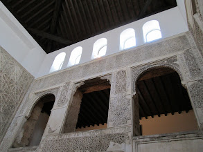 Photo: Another view of a room inside the synagogue