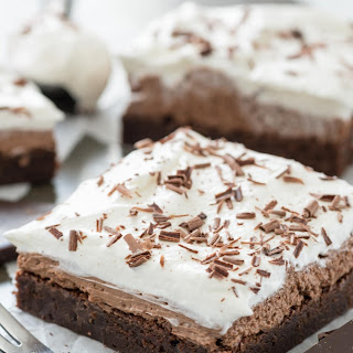 Cool Whip Brownies Recipes.