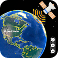 Live Earth Map 2019 - Satellite View, Street View APK