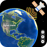 Live Earth Map 2019 -  Satellite View, Street View 1.3.1 Apk