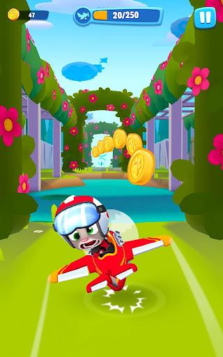 Talking Tom Sky Run: The Fun New Flying Game apktram screenshots 14