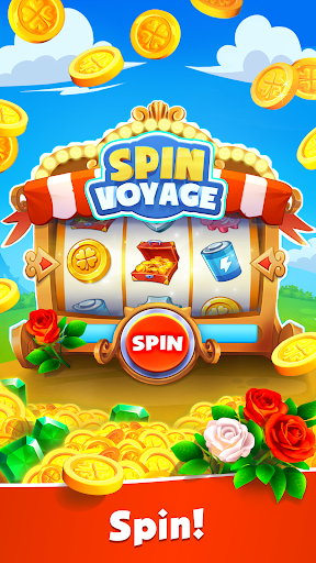 Spin Voyage: raid coins, build and master attack! 1.12.02 screenshots 1