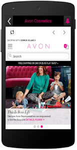 AVON screenshot 1