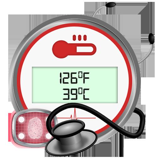 Body Temp. Thermometer Prank
