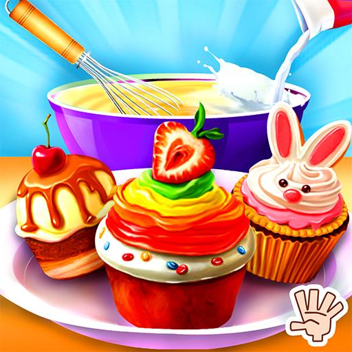 Sweet Cupcake Shop - Kids Cooking Games