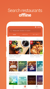 Booky - Restaurants and Deals- screenshot thumbnail