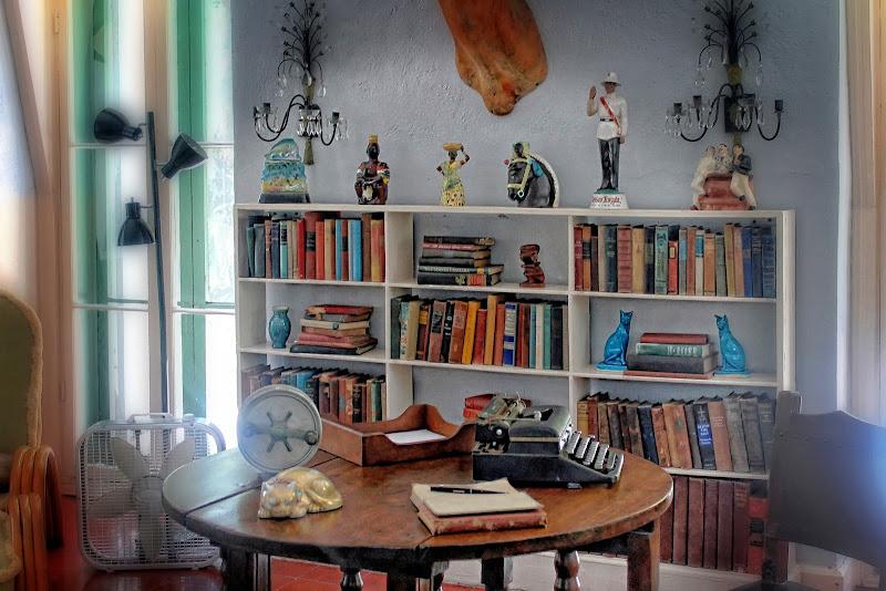 Ernest Hemingway's desk di GVatterioni
