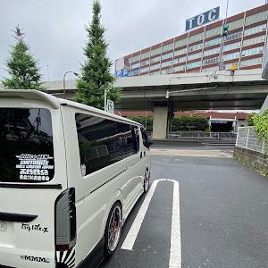 ハイエース TRH200V S-GL改 2010年式のカスタム事例画像 Makotin200さんの2021年07月03日18:59の投稿