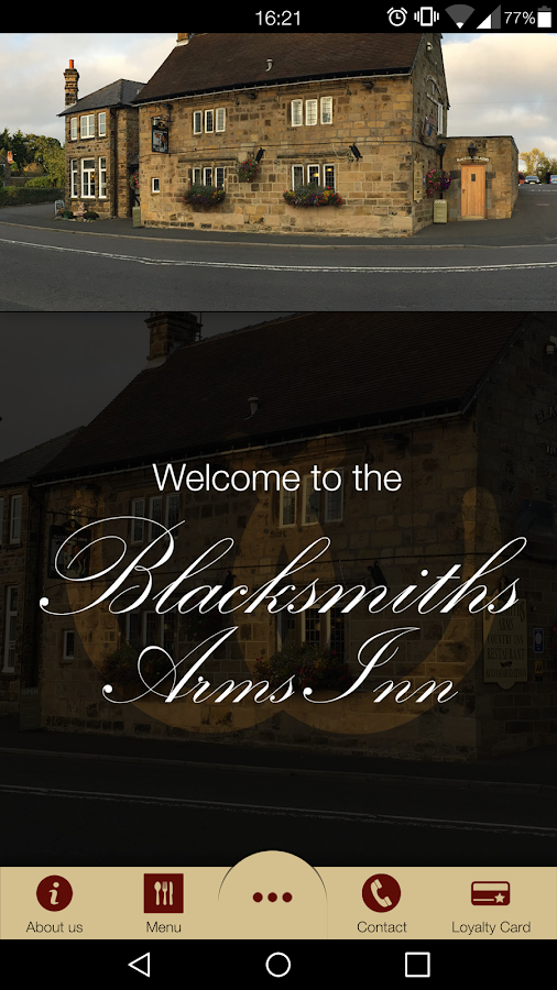 Blacksmith's Arms Inn- screenshot