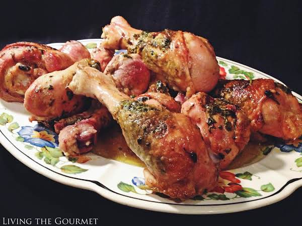 Stuffed Chicken Drumsticks Recipe
