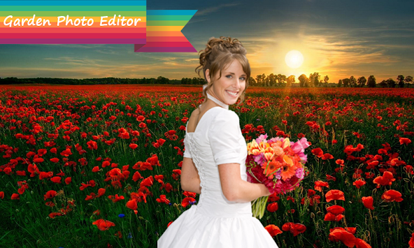 Download Nature Garden Photo Frames Editor APK latest version app ...