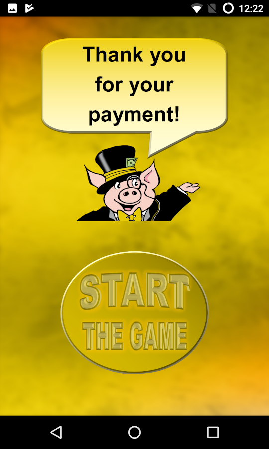 Charity Bank Games- screenshot
