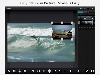 Cute CUT - Video Editor & Movie Maker Screenshot