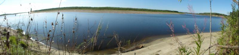 Photo: Лапорская протока.