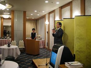 Photo: The 1st OB/OG Party held at Shin-Hankyu Hotel on Dec. 27 (Sat.), 2008