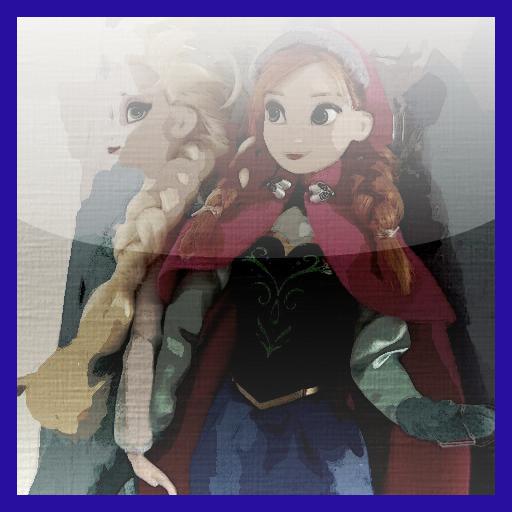 Baby Snow Queens:Frozen LOGO-APP點子