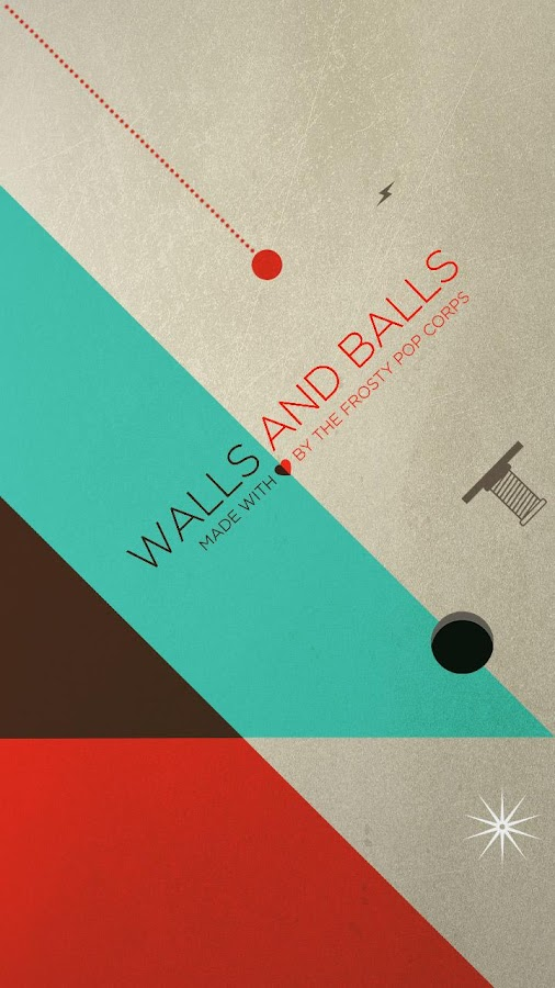 Walls and Balls- screenshot