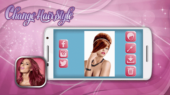 Changer Coiffure Photomontage – Applications Android sur Google Play