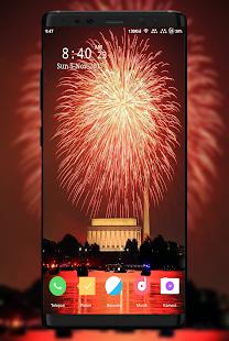 Fireworks Wallpapers - náhled