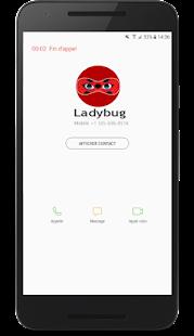 Fake call from ladybug 2017 - náhled