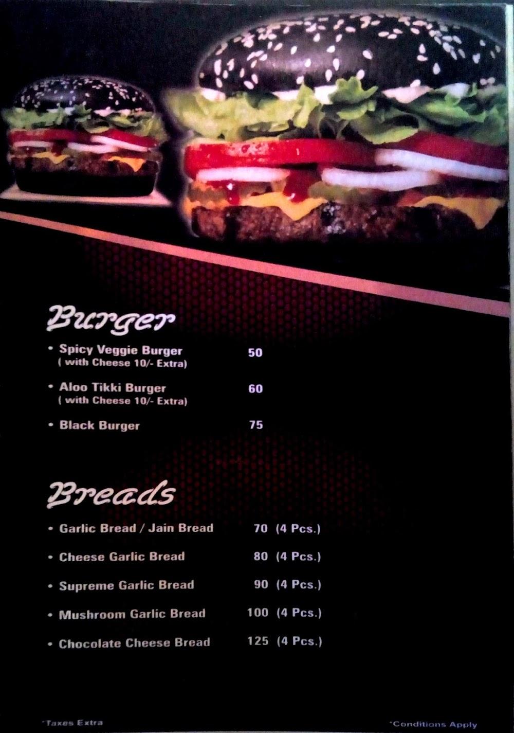 Pizza Burst Mira Road menu 14