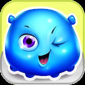 Jelly Monster Splash - Free Jelly Match 3 Mania