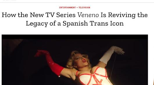 Una de las revistas más importantes de EEUU analiza la figura de La Veneno