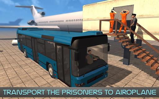 玩免費模擬APP|下載機場巴士監獄運輸 app不用錢|硬是要APP