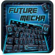 Future Mecha Tech Keyboard Theme