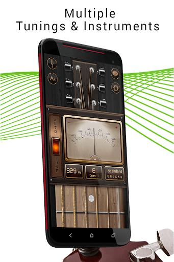 Chromatic Guitar Tuner Free: Ukulele, Bass, Violin 2.4.9 screenshots 2