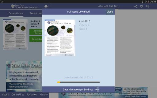 【免費醫療App】AlphaMed Press Journals-APP點子