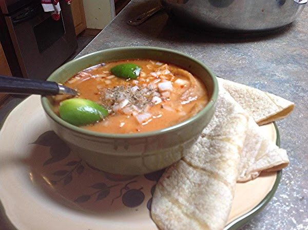 Rosa's Authentic Mexican Menudo Soup Recipe