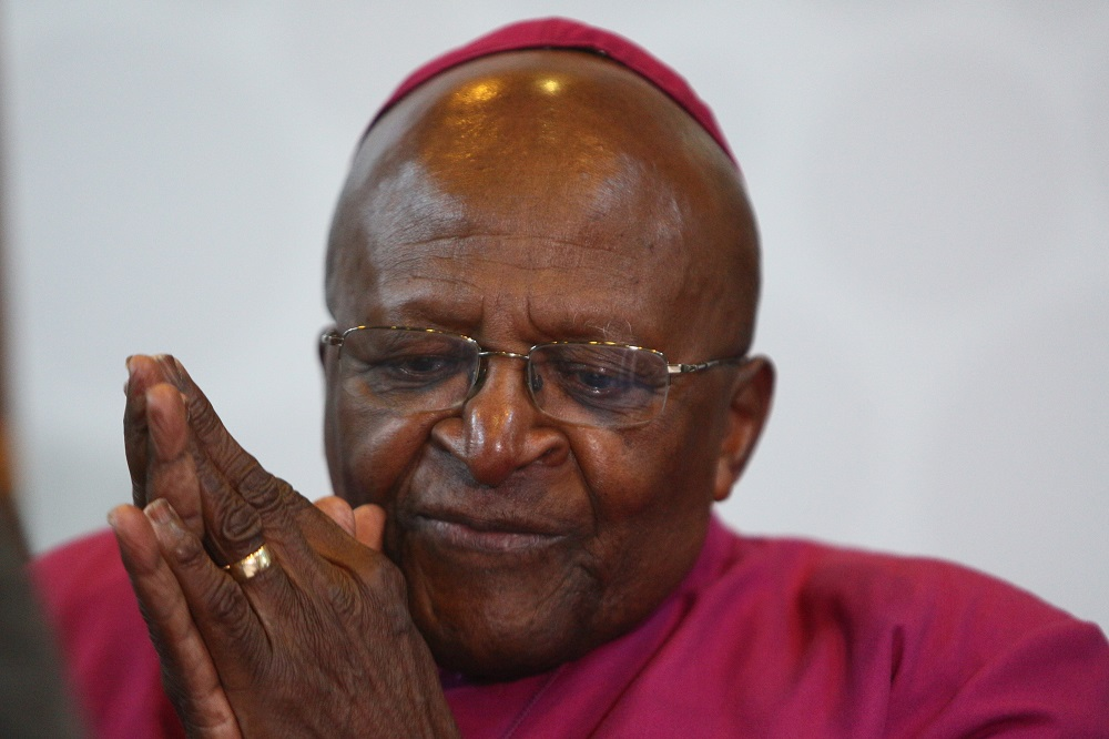 Archbishop Desmond Tutu admitted to hospital with 'stubborn infection' - SowetanLIVE