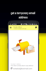 temp mail – by nada App Download For Android 1