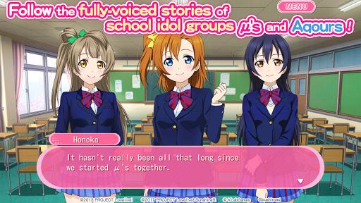 Love Live! School idol festival- Music Rhythm Game screenshot 2
