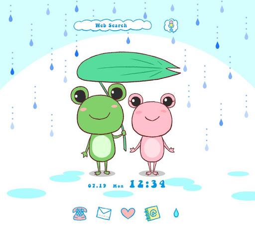 Cute Wallpaper Frog Couple 1.0.0 Windows u7528 1