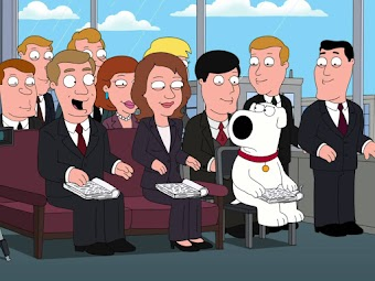 Brian Griffin's House of Payne