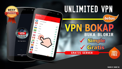 VPN Bokap Buka Blokir 8.1 screenshots 6