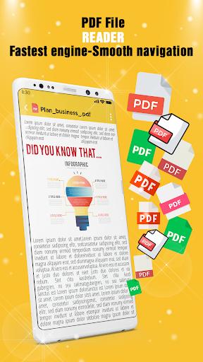 PDF Reader 2020 screenshot 4