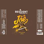 Resident Brewing No-No Joe - Joe Musgrove Collab