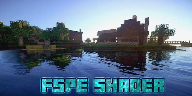 FSPE Shader for MCPE - náhled